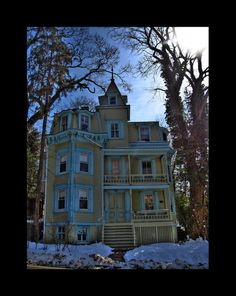 This Beautifully Detailed Second Empire Home Was Built In 1889 Along Glen  St. In Sea Cliff NY. This Is The Town My Grandparents Lived In, And My  Father Was ...