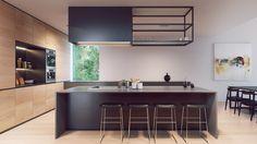 "habitação unifamiliar ""Pyrus House"" | Strom Architects"