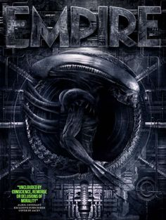 Run And Hide As ALIEN: COVENANT Gets A Gorgeous New Empire Magazine Cover