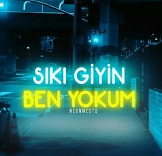 Dedi ve gitti💥 Mood Pics, Galaxy Wallpaper, Meaningful Words, Neon Lighting, Cool Words, Texts, Neon Signs, Messages, Motivation