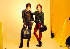 #Jessica #Sooyeon ( #SNSD ) #Krystal #Soojung #FX #Jungsisters #photoshoot