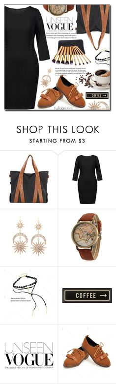 """""""Unseen Vogue"""" by fashion-pol ❤ liked on Polyvore featuring Spicher and Company and vintage"""