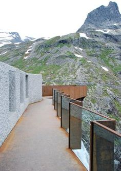 Trollstigen - National Tourist Route, Møre and Romsdal, 2012 - Reiulf Ramstad Arkitekter