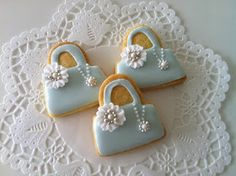 Purse Cookies~                     By c-bonbon, blue
