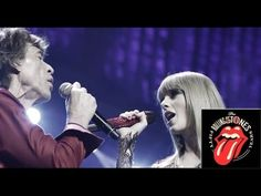 The Rolling Stones & Taylor Swift - As Tears Go By - Live in Chicago