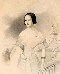 Grand Duchess Alexandra Nikolaevna of Russia (24 June 1825 – 10 August 1844) was the youngest daughter of Tsar Nicholas I, Emperor of Russia, and his wife, Princess Charlotte of Prussia.