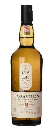 Lagavulin 8 Year Old Limited Edition Islay Single Malt Scotch Whisky