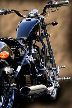 Old School Bobber Motorcycles | AJS Regal Raptor Bobber 125cc Old School Custom Bobber - Learner Legal ...