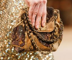 Marc Jacobs gets heavily textured for Fall 2013