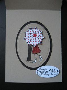 Through Rain or Shine - Unity Stamps