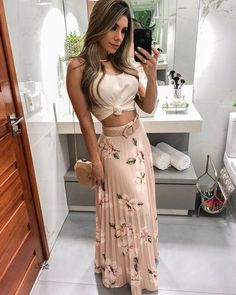 Imported From Abroad Mesh Flower Sexy Perspective Gauze Embroidery Word Shoulder Crop Top Summer Sexseries For Girls Party Club Girls Shirts Women's Clothing