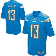san francisco 219a1 dc3f0 Keenan Allen Los Angeles Chargers Nike Youth Game Jersey - Powder Blue  Jerseys Nfl, Football