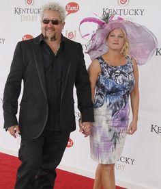 Guy Fieri & Wife Lori