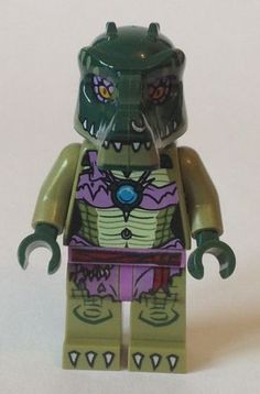 Crooler LEGO Legends of Chima Minifigure
