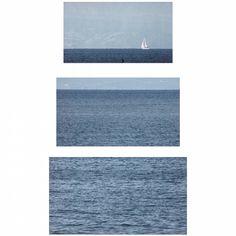 #water #sea #blue #summer #ship #boat #horizon #photo #photograpy #myphotograpy