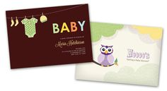 Simple Baby Shower Invitations ideas