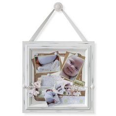#scrapbooking frame that's super cool. Not only good for baby pics but for everyday!