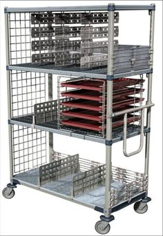 THE INVESTMENT ENHANCERS....The MetroMax iQ/Platform Storage System offers interchangeable components to maximize flexibility of your new or existing MetroMax i or MetroMax Q Polymer Shelving System. Experience the ability to contain, compartmentalize and organize your stored items.