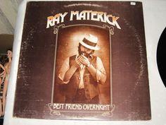 Ray Materick - Best Friend Overnight, Lp mint-