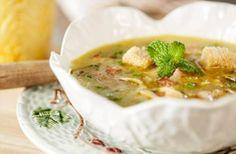 Receita de Sopa Primavera MAGGI com Frango