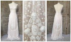 Catherine Deane 'Hannah'£1200 #catherinedeane #hannah #sampleweddingdress #designerweddingdressagency #bridetobe #weddinginspo #teddington