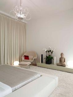 Chambre zen #bedroom #decoration #decor