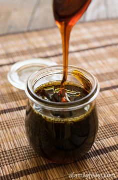 Vietnamese Caramel Sauce - This sauce is a key ingredient in many Vietnamese dishes. Adds the perfect amount of sweetness to a savory dish!