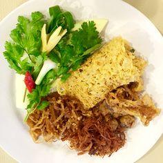 "Thai Summer Rice.  Once in a year! ""Klangsoi Restaurant skv49"""