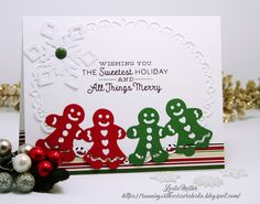 Running With Scissors...: Gingerbread Couples