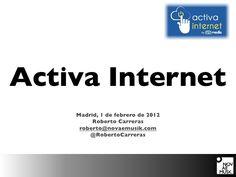 QDQ media: El impacto de la tecnología e Internet en la industria musical por Roberto Carreras  by QDQ media, via Slideshare