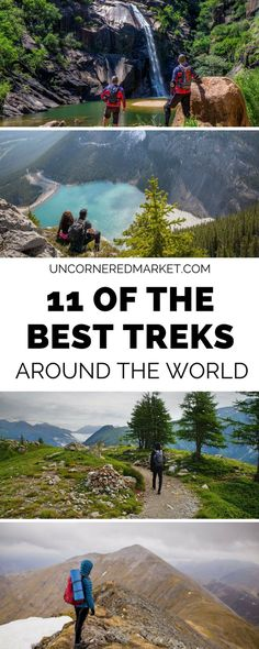 11 offbeat treks around the world that you're not considering, but should! These trekking destinations are off the beaten path and bound to offer the adventure of a lifetime. | Uncornered Market Travel Blog: Travel Wide, Live Deep