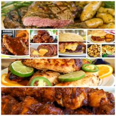 10 Dynamite Dishes to Really Make Dad's Day #guyfood #recipes  CLICK FOR RECIPES -- http://parade.condenast.com/304773/donnaelick/10-dynamite-dishes-to-celebrate-the-man-in-your-life/