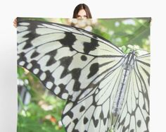 Butterfly Scarf, Butterfly wrap, Butterfly Shawl, Zebra Scarf, Green Scarf, Vegan Scarf, art scarf, photo scarf, spring scarf, wings scarf by mayaredphotography. Explore more products on http://mayaredphotography.etsy.com