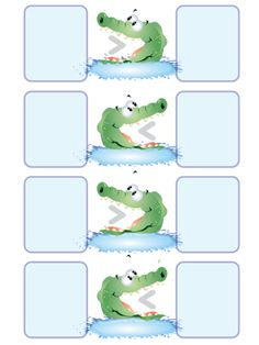 This fun comparison game uses gator visuals for inequality signs. Partners place number cards in this speed battle game.