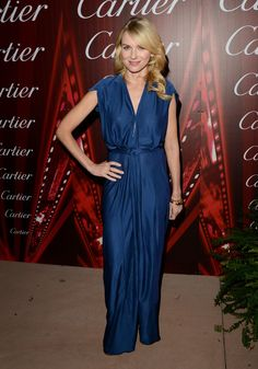 Stars Descend On the Desert For the Palm Springs Film Fest: Naomi Watts posed for photographers.
