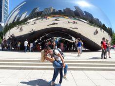 UN DÍA EN CHICAGO – EL MUNDO ES MEJOR CONTIGO