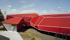 """Rojkind Arquitectos """" Nestlé Chocolate Museum"""" Mexico City"""