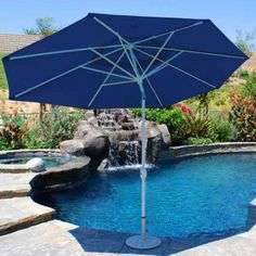 Pool Umbrella By Ananyapools