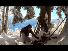Solo Mountain Overnight in a Deep Winter Dream  / HD Bushcraft Survival Video - http://prepping.fivedollararmy.com/uncategorized/solo-mountain-overnight-in-a-deep-winter-dream-hd-bushcraft-survival-video/