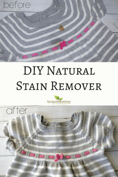DIY Natural Stain Re