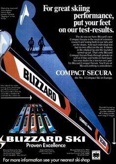 SKIING Dec 1977 - Blizzard - pugski