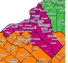 New Jersey 2014 election Congressional district 1 http://www.examiner.com/article/new-jersey-2014-election-congressional-district-1 snapshot of the district and its two major party candidates.