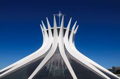 Catedral de Oscar Niemeyer em Brasilia - Google Search - G1.globo.com