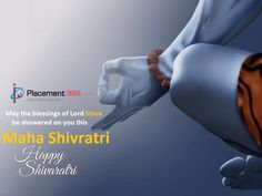 May all your wishes come true and the blessings of the Shiva remain with you always. #Shiva #Shivratri #MahaShivaratri #PlacementIndia #LordShiva
