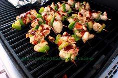 Jack Daniel Chicken Kabob Recipe