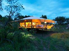 Serengeti Bushtops Camp