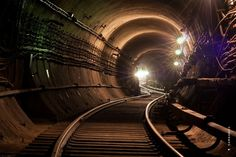 Moscow subway - oldest line
