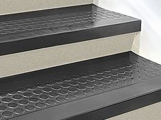 Stair Treads, Rubber Stair Treads & Vinyl Stair Treads in Stock - ULINE