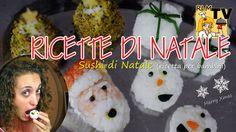 #Sushi di #Natale - #Ricetta per #bambini