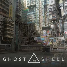 Ghost in the Shell - Skinny Man Environment, Adam Middleton on ArtStation at https://www.artstation.com/artwork/X2oA0